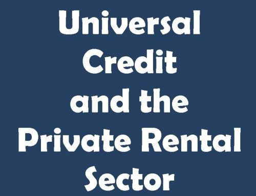 Universal Credit and the PRS